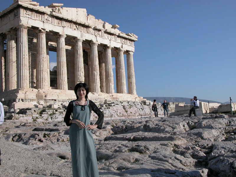 梦之城_希腊--梦中的故乡